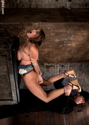 Hogtied Trina Michaels Cutting Edge Pornstars Sexalbums