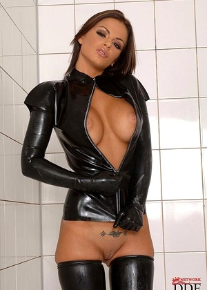 Houseoftaboo Black Angelica September Latex Hqpics