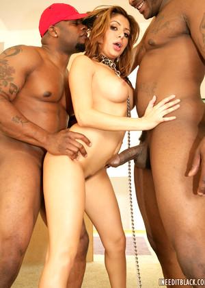 Advance interracial sex