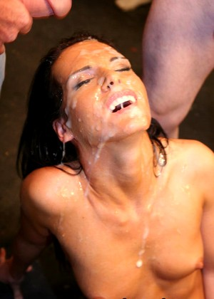Itsfacials Jennifer Dark Smart Hardcore Facial Cumshot Film