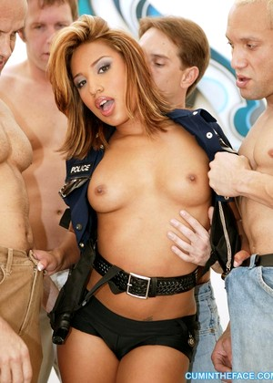 Julesjordan Jasmine Byrne Simple Gang Bang Action Style