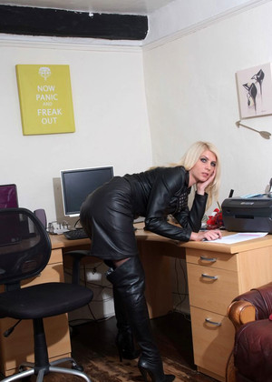 Leatherfixation Ashleigh Mckenzie Daisysexhd Boots Lethal