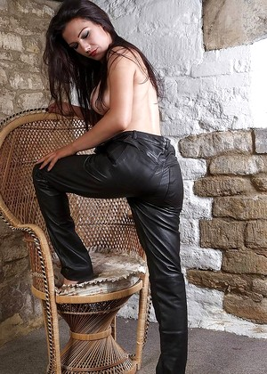 Leatherfixation Leatherfixation Model Lucky Babe Mobilesex