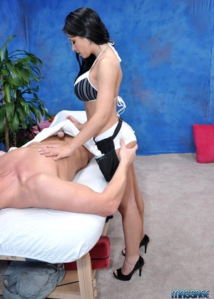 Massagegirls18 Rebeca Linares Beautiful Latina Sexalbums