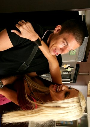 Naughtyamerica Puma Swede Browsing Kitchen Doc
