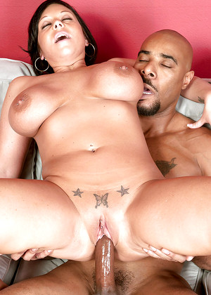 Naughtymag Krissy Rose December Interracial Porn Life