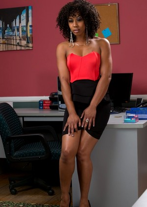Naughtyoffice Misty Stone Slut Skirt Chaad