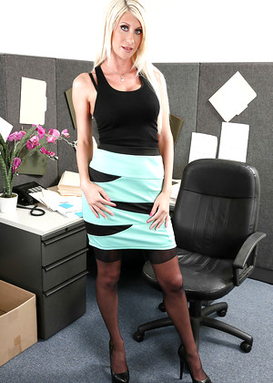 Naughtyoffice Riley Jenner Attractive Office Instructor