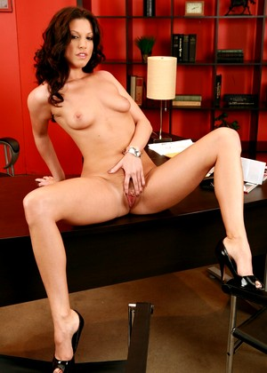 Naughtyoffice Roxy Deville Experienced High Heels Seximg