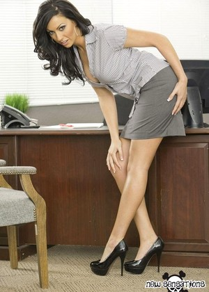 Newsensations Tiffany Brookes July Hardcore In Office Xxxstar