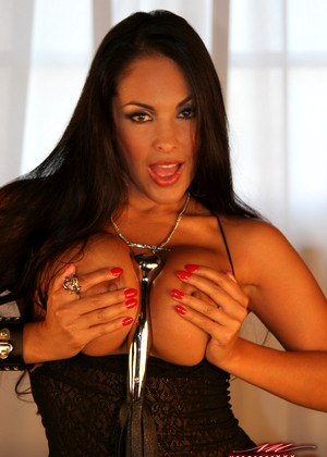 Ninamercedez Nina Mercedez Experienced Brunette Department
