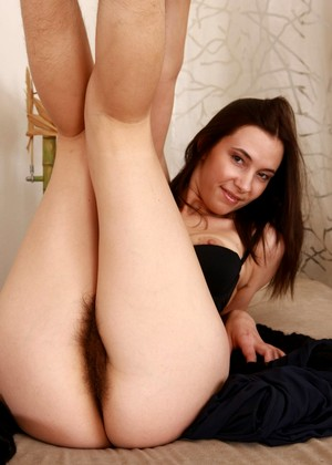 Nudeandhairy Kristina Wonderful Natural Package