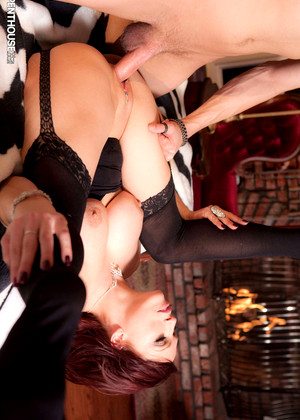 Penthouse Nikki Hunter Awesome Handjob Area