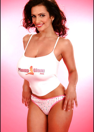Pinupfiles Denise Milani My Favorite Panties Honey