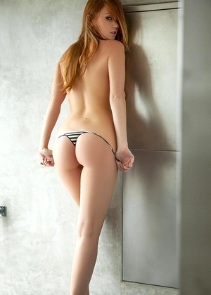 Playboy Leanna Decker Cutest Busty Locker