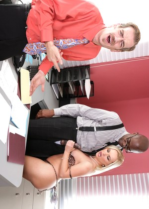 Realityjunkies Katja Kassin June Office Porn Life