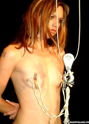 Shadowslaves Emma Louise Just Slaveslut In Pain Nightclub