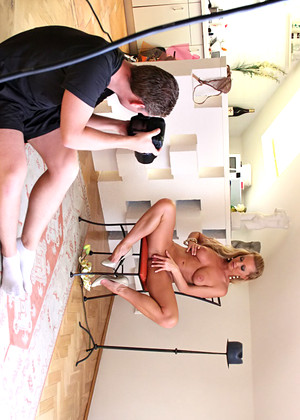 Silviasaint Silvia Saint Fiercely High Heels Station