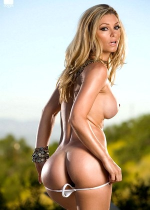 Stunners Heather Vandeven November Blonde Babe Sexmodel