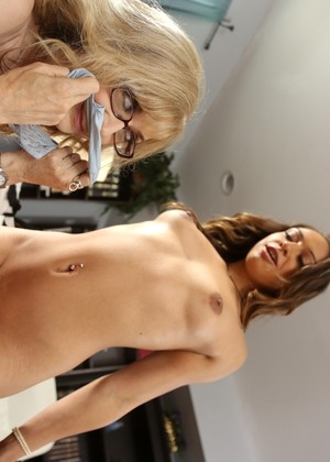 Sweetheartvideo Nina Hartley Sara Luvv About Strap On Mobi Picture