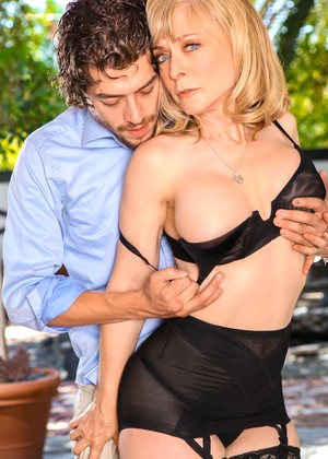 Danny Wylde Nina Hartley