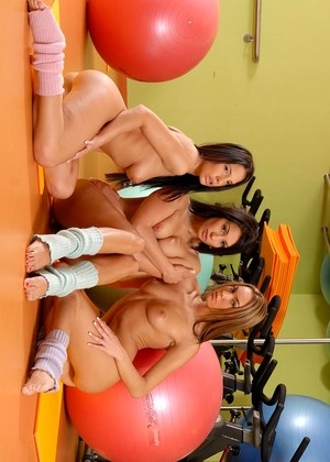 Teenmodels Anetta Keys Monika Vesela Veronika Fasterova Competitive Lesbian Queen