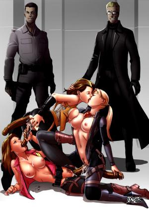 Порно картинки обитель зла