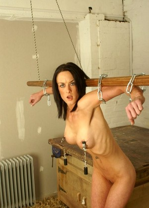 Thepainfiles Daniela Common Extreme Bdsm Livesex