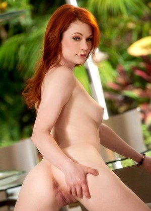 Twisty S Justine Joli Platinum Redhead There