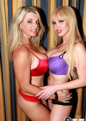 Vickyathome Nikki Benz Vicky Vette High End Babes Here