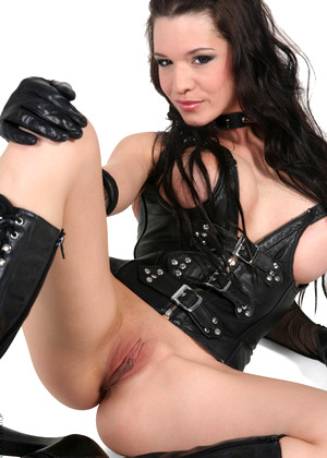 Virtuagirlhd Virtuagirlhd Model Terrific Leather Boots Vip Edition