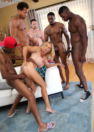 Watchingmymomgoblack Brooke Tyler Lovely Groupsex Pin Porn