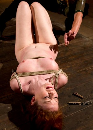 Whippedass Justine Joli Felony Unexpected Suspension Bondage Porn Tape