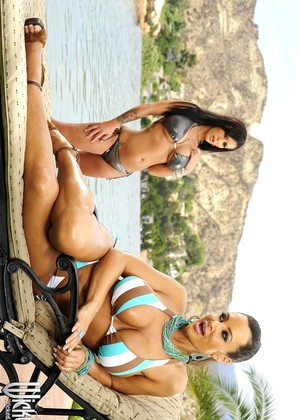 Wicked Jenna Presley Charming Brunettes Nudity