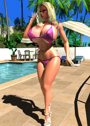Wonderfulkatiemorgan Wonderfulkatiemorgan Model Competitive 3d Toons Directory