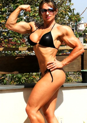 Wonderfulkatiemorgan Wonderfulkatiemorgan Model Interactive Muscle Woman Sexphoto
